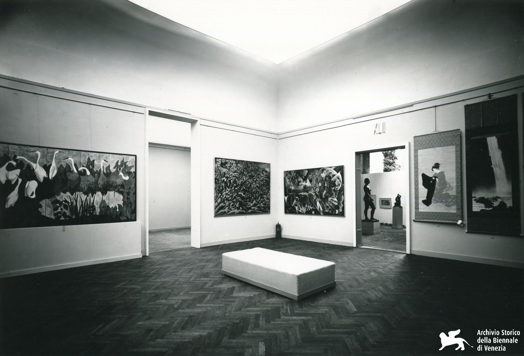 Courtesy of Archivio Storico della Biennale di Venezia - ASAC