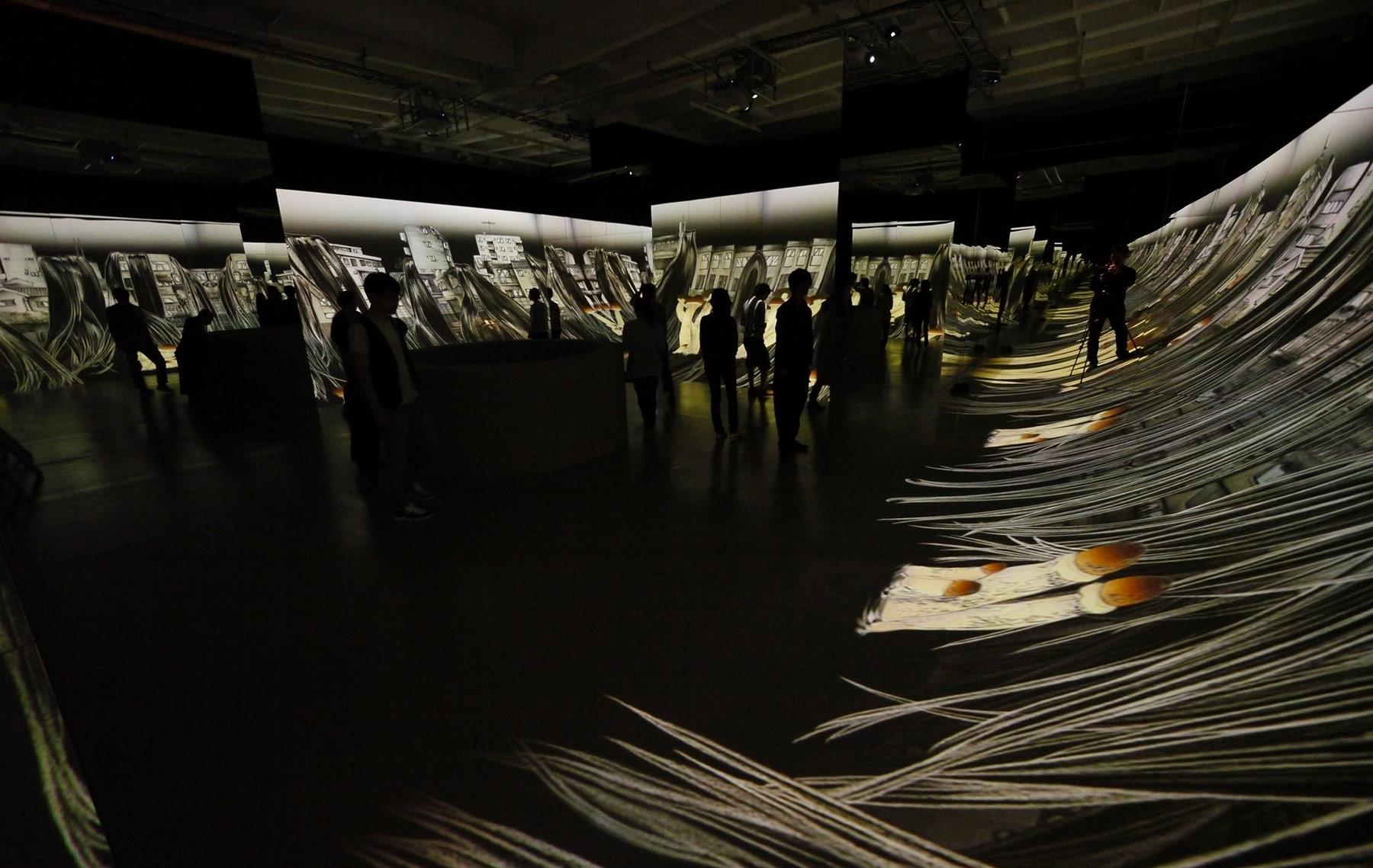 ©︎Tabaimo Courtesy of Gallery Koyanagi and James Cohan Gallery Photo by Ufer! Art Documentary
