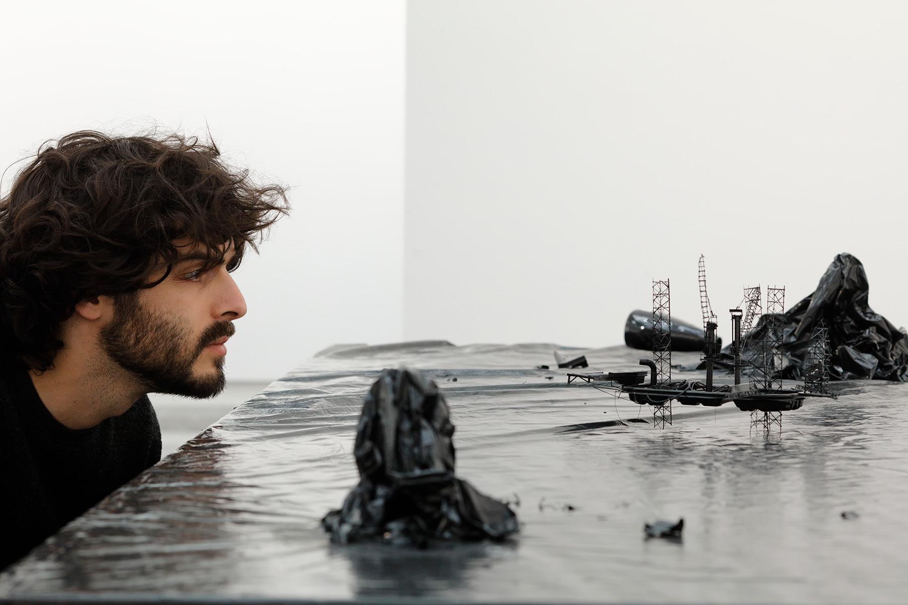 《アウト・オブ・ディスオーダー(海洋モデル)》 撮影:木奥惠三 ©Takahiro Iwasaki, Courtesy of ANOMALY