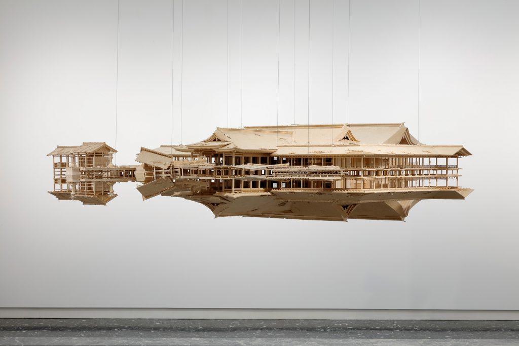 《リフレクション・モデル(テセウスの船)》 撮影:木奥惠三 ©Takahiro Iwasaki, Courtesy of ANOMALY